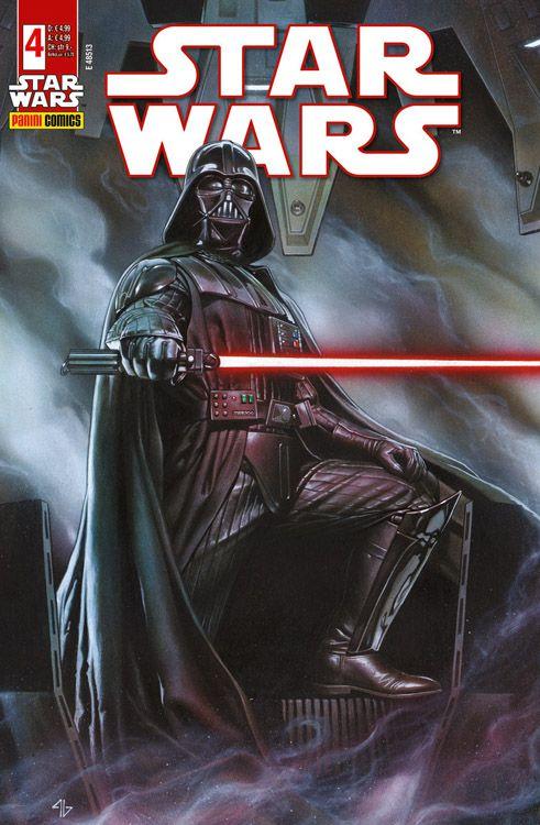 Star Wars 4: Darth Vader 1 -...