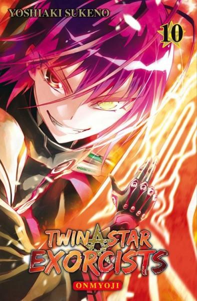 Twin Star Exorcists: Onmyoji 10