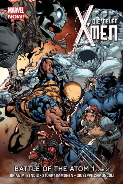 Marvel Now!: Die neuen X-Men 4