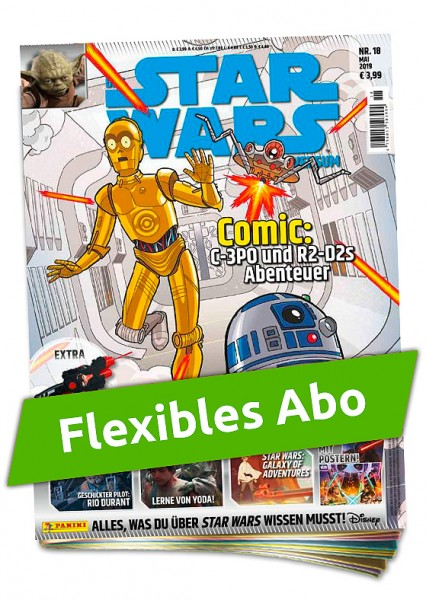 Flexibles Abo - Star Wars Universe