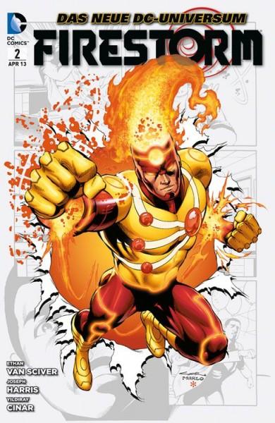 Firestorm 2