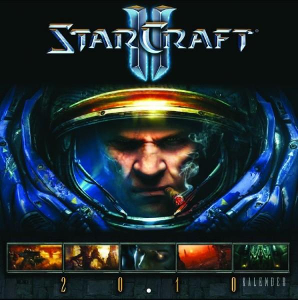 Starcraft - Wandkalender (2010)