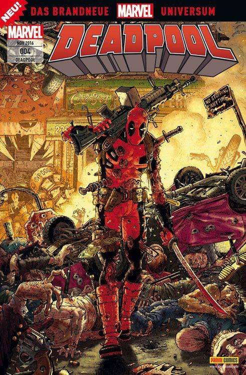 Deadpool 4 (2016)