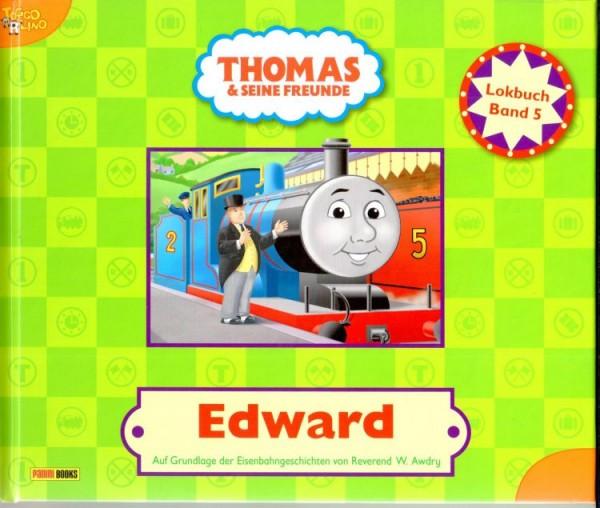 Thomas und seine Freunde - Lokbuch 5 - Edward