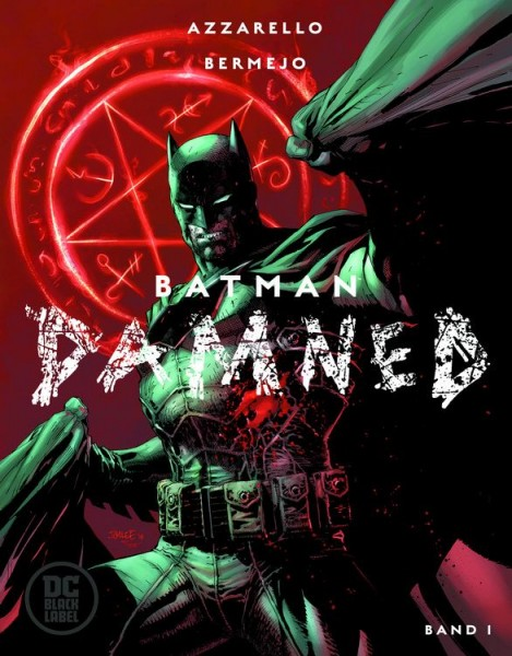 Batman: Damned 1 Variant