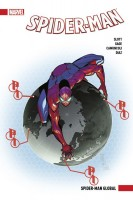 Spider-Man: Bd. 1: Spider-Man Global HC + Blechschild