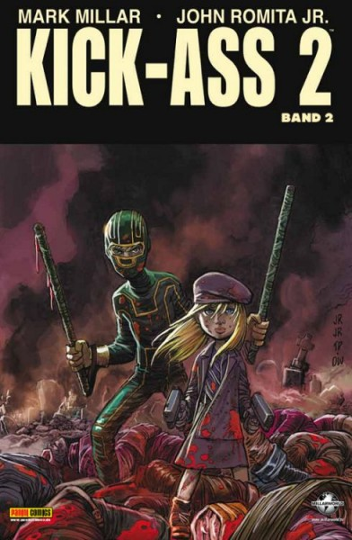 Kick-Ass 2 - Band 2