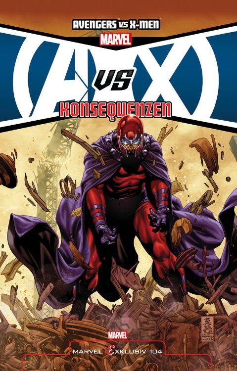 Marvel Exklusiv 104: Avengers vs....