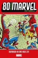 80 Jahre Marvel: Die 1960er - Aufbruch in eine neue Zeit Cover