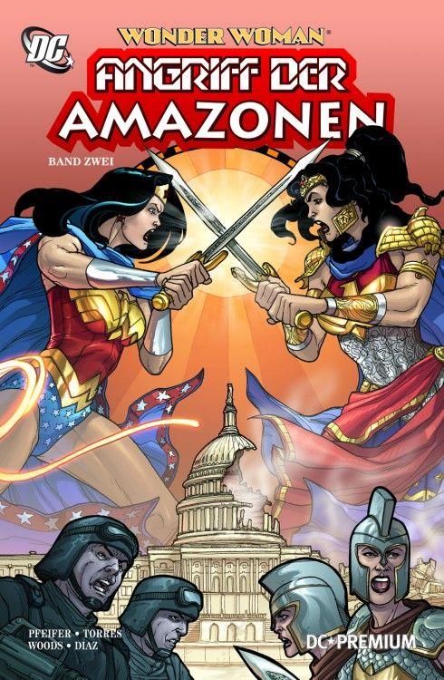 DC Premium 55: Angriff der Amazonen 2