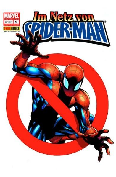 Im Netz von Spider-Man 9