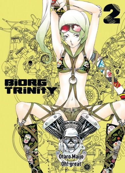 Biorg Trinity 2
