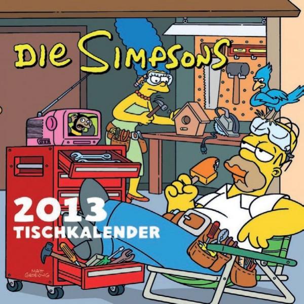 Simpsons - Tischkalender (2013)