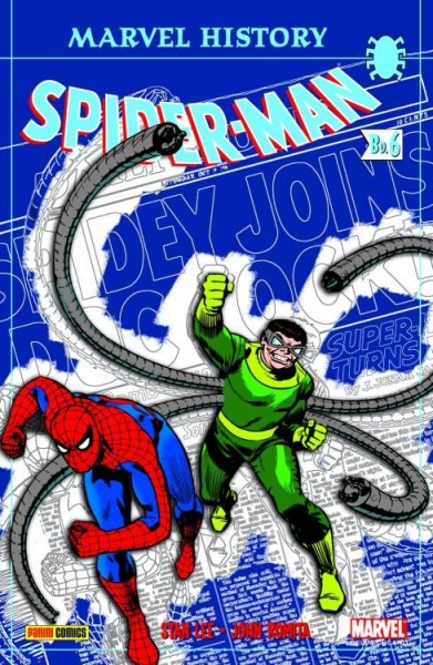 Marvel History: Spider-Man 6