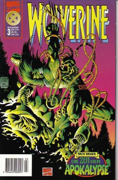 Wolverine 3 - Die Zeit der Apokalypse