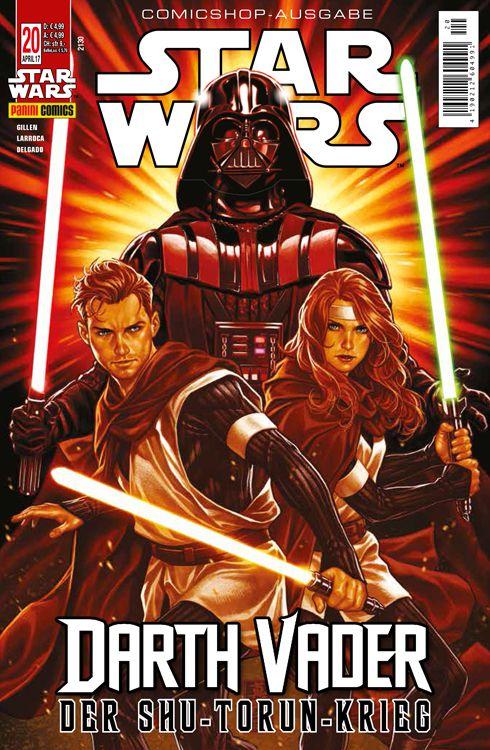 Star Wars 20: Dath Vader - Der...