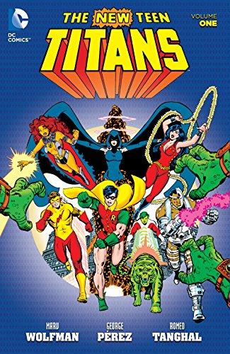 Teen Titans von George Pérez: Der Anfang