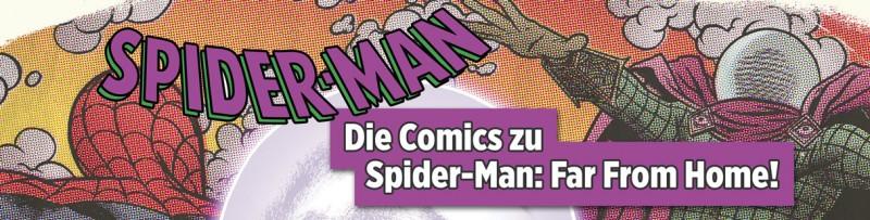 Spider Man Superhelden Comics Paninishop