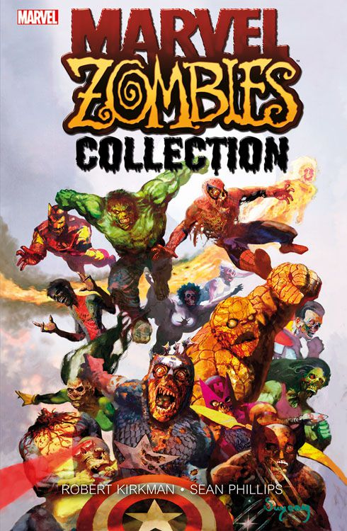 Marvel Zombies Collection 1
