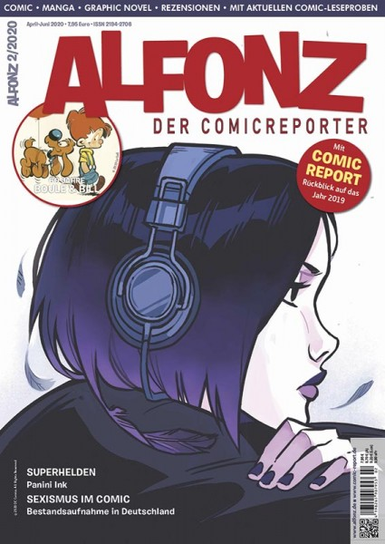 Alfonz 02/2020 Cover
