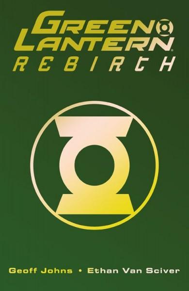 Green Lantern - Rebirth Hardcover