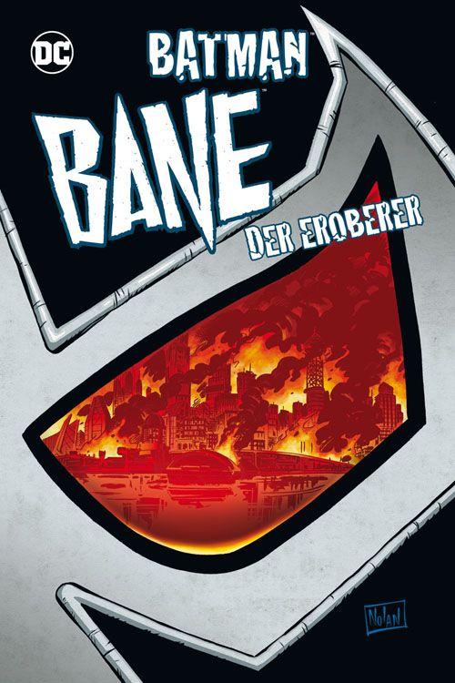 Batman: Bane der Eroberer Hardcover